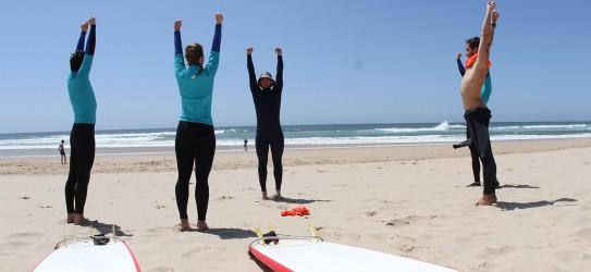 Surf camp - Costa Caparica