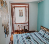 Arts lover's Guesthouse - Martim Moniz - Room 4C